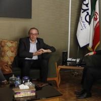 رایزن فرهنگی سفارت آلمان در ایران؛ در فرهنگسرای نیاوران  | عکس