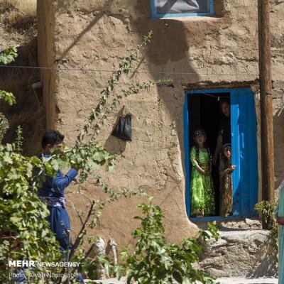 هورامان در مسیر پر پیچ ثبت جهانی | عکس