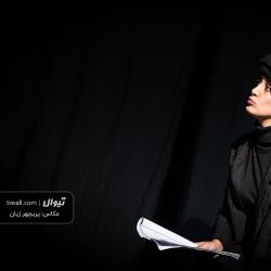 گزارش تصویری تیوال از نمایشنامهخوانی در واقع / عکاس: پریچهر ژیان | عکس