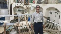 روایت پیرمرد ۷۸ ساله که موزهدار روستا شد | عکس