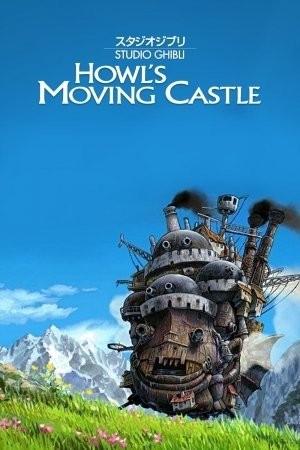 عکس انیمیشن قلعه متحرک هاول
