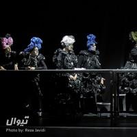 نمایش اکوان دیو | گزارش تصویری تیوال از نمایش اکوان دیو / عکاس: رضا جاویدی | عکس