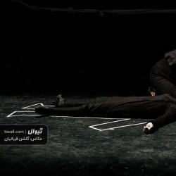 نمایش خون مردگی | عکس
