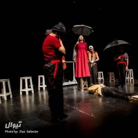 نمایش طربنامه شهر خیال | عکس