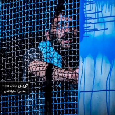 گزارش تصویری تیوال از نمایش وکیل تسخیری / عکاس:سارا ثقفی | عکس