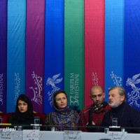 گزارش تصویری تیوال از نشست خبری فیلم یلدا / عکاس: آرمین احمری | عکس