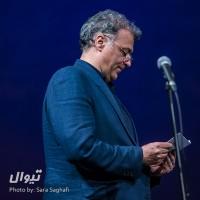 گزارش تصویری تیوال از اختتامیه بیست و دومین جشنواره بینالمللی تئاتر دانشگاهی (سری سوم) / عکاس: سارا ثقفی | عکس