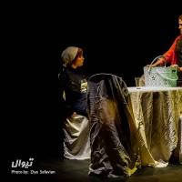 گزارش تصویری تیوال از نمایش لانه خرگوش / عکاس: سید ضیا الدین صفویان | عکس