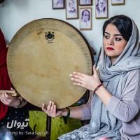 گزارش تصویری تیوال از کنسرت گروه راستان و فاطمه ساغری / عکاس: سارا ثقفی | عکس