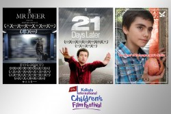 نمایش «بیست و یک روز بعد»، «وقت لبخند انار» و «آقای گوزن» در جشنواره کودک کلکته   عکس