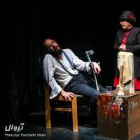 نمایش مارگاک   گزارش تصویری تیوال از نمایش مارگاک / عکاس: پریچهر ژیان   عکس