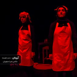 گزارش تصویری تیوال از نمایش طبخِ طبّاخِ مطبخ / عکاس: سید ضیا الدین صفویان | عکس