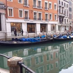 ایتالیا خالی از توریست | کانالهای خالی ونیز