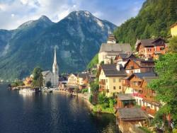 میراث جهانی یونسکو در اتریش طعمه حریق شد | عکس