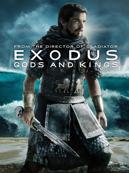 عکس فیلم خروج: خدایان و پادشاهان