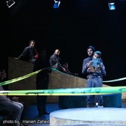 نمایش مجلس انتقام جویی هملت | عکس