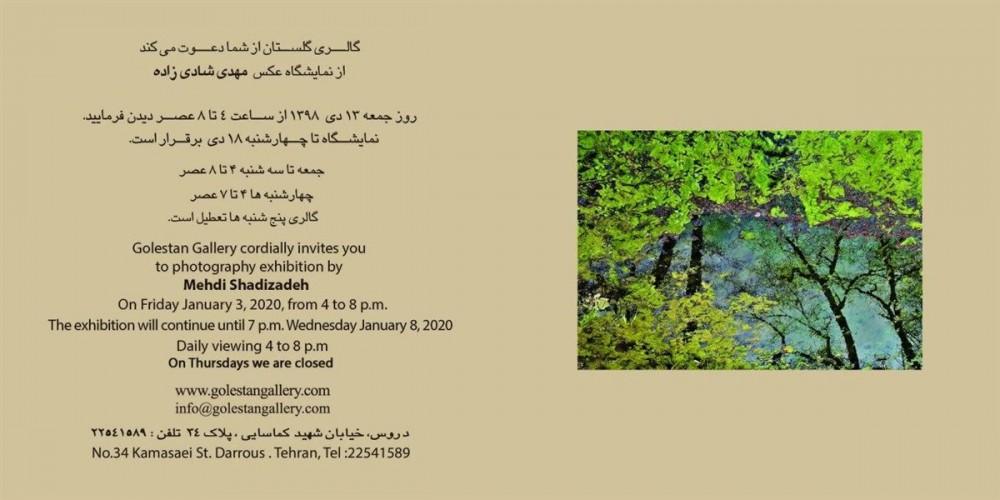 عکس نمایشگاه عکسهای مهدی شادیزاده