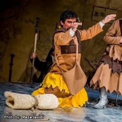 نمایش داستان های میان رودان | عکس