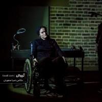 نمایش الف کاف شین | گزارش تصویری تیوال از نمایش الف کاف شین / عکاس: سید ضیا الدین صفویان | عکس