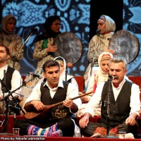 گزارش تصویری تیوال از کنسرت گروه مازرون / عکاس: نیلوفر علمدارلو | عکس