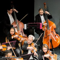 گزارش تصویری تیوال از ارکستر ملی فرهاد فخرالدینی / عکاس: رضا جاویدی   عکس