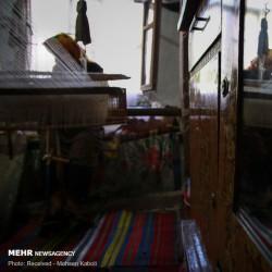 جاحیم بافی، روستای زیارت | عکس
