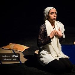 گزارش تصویری تیوال از نخستین روز جشنواره تئاتر بانو ( سری دوم) / عکاس: پریچهر ژیان | عکس