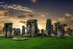 کشف راز منشاء سنگهای عظیم استونهنج | عکس