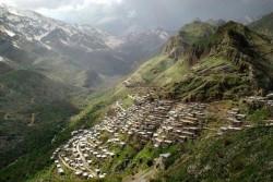 به کردستان سفر کنید | عکس