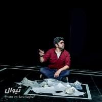 گزارش تصویری تیوال از نمایش جنین / عکاس: سارا ثقفی | عکس