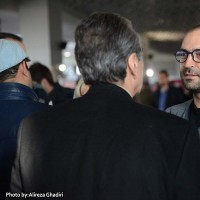 گزارش تصویری تیوال از سومین روز سی و دومین جشنواره فیلم کوتاه تهران (سری دوم) / عکاس: علیرضا قدیری   عکس