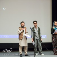 گزارش تصویری تیوال از اختتامیه نخستین جشنواره ادبی حیات (سری نخست) / عکاس: رضا جاویدی | عکس