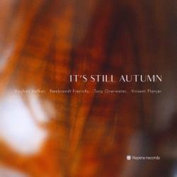 آلبوم صوتی هنوز پاییز است (کیهان کلهر و رامبرانت تریو) | عکس
