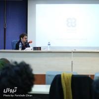 گزارش تصویری تیوال از مراسم رونمایی از کتاب «مونو شورایی و گفتوگو با مردم» نوشته آریان رضائی / عکاس: پریچهر ژیان | عکس