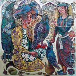 نمایشگاه حافظ جان   عکس