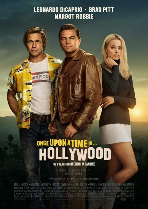 عکس فیلم روزی روزگاری در هالیوود