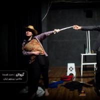 گزارش تصویری تیوال از نمایش ترانزیت یک طرفه / عکاس: پریچهر ژیان | عکس