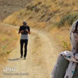 گردش یک سفر یک کتاب  روستای زان - همراه با امیرحسن چهلتن    عکس