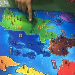 رویداد روز جهانی بازی رومیزی در مجموعه هایو | عکس