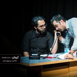 گزارش تصویری تیوال از نمایشنامهخوانی خوک هندی / عکاس: پریچهر ژیان | عکس