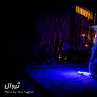 گزارش تصویری تیوال از نمایش آنگاه آن نگاه / عکاس: سارا ثقفی | عکس