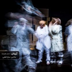 نمایش مرگ دیوانه | عکس