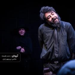 گزارش تصویری تیوال از نمایش حقیغت حغیقت / عکاس: پریچهر ژیان | عکس