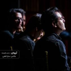گزارش تصویری تیوال از کنسرت پیوسته (گروه سیم) / عکاس: سارا ثقفی | گروه سیم