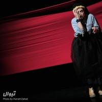 نمایش پاریس آبی/سفید/قرمز | گزارش تصویری تیوال از نمایش پاریس آبی/سفید/قرمز / عکاس: حانیه زاهد | عکس