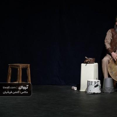 گزارش تصویری تیوال از نمایش قصه های سفر پرماجرای کشتی نوح / عکاس: گلشن قربانیان | عکس