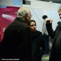 گزارش تصویری تیوال از ششمین روز سی و دومین جشنواره فیلم کوتاه تهران (سری نخست) / عکاس: علیرضا قدیری   عکس