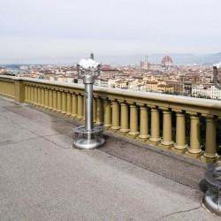 ایتالیا خالی از توریست | نمایی از شهر فلورانس