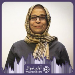 نمایش خاک و تاج   گفتگوی تیوال با زهرا صبری   عکس