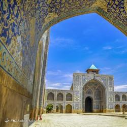 مسجد امام اصفهان | عکس